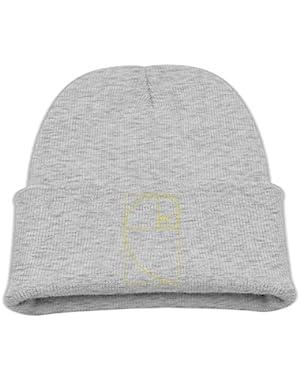 Golden Ratio Spiral Boy Girl Beanie Hat Knitted Beanie Knit Beanie