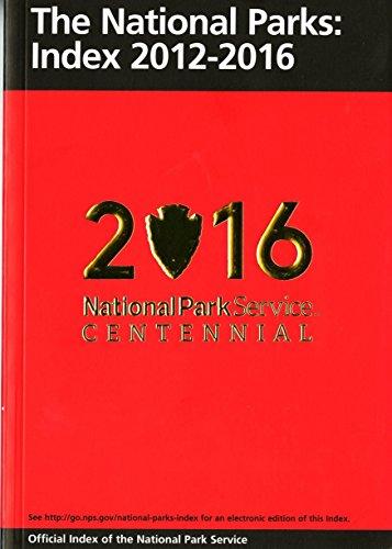 National Parks: Index: 2012-2016