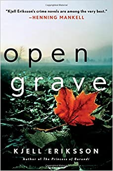 Book Open Grave: A Mystery (Ann Lindell Mysteries)