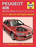 Peugeot 406 Petrol and Diesel: 1996-1999 (Haynes Service and Repair Manuals)