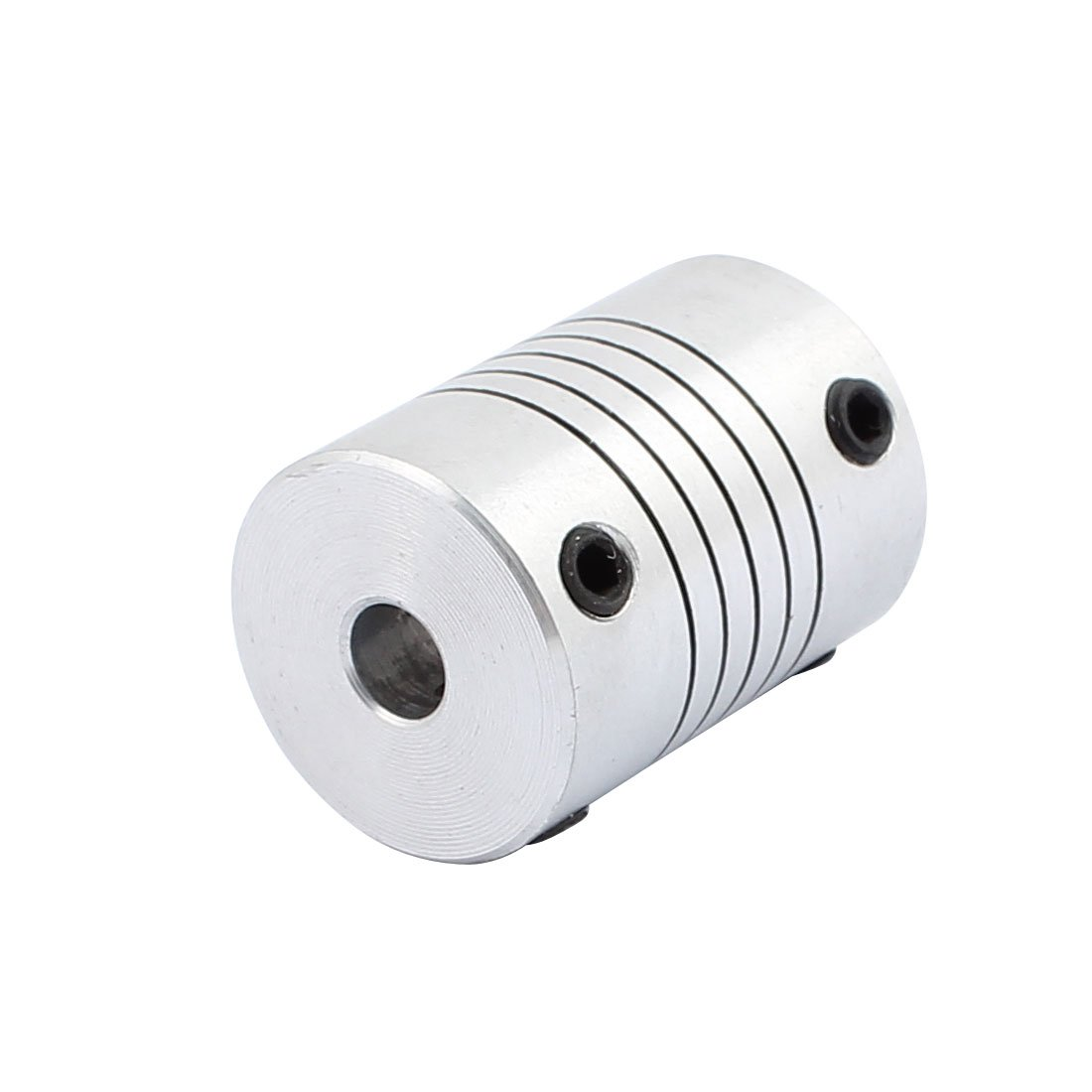 uxcell 6mm to 8mm Aluminium Alloy Encode Sorghum Coupling Joint DIY Motor Shaft Adapter