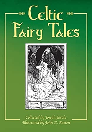 Celtic Fairy Tales by Joseph Jacobs (ebook) - ebooks.com