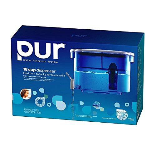PUR 18-Cup Water Filter Dispenser