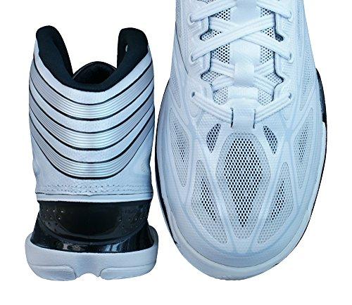 adidas Adizero Crazy Light 3 Herren-Basketball-Turnschuhe / Schuhe White