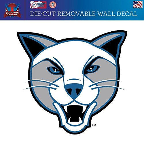Victory Tailgate Daemen College Wildcats Removable Wall Decal Logo 1 (Approx 24x24)