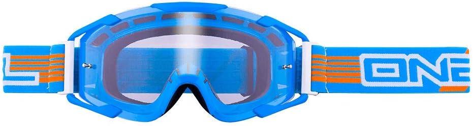Oneal B2 Threesixzero MX-Brille Farbe Blau Gr/ö/ße One Size