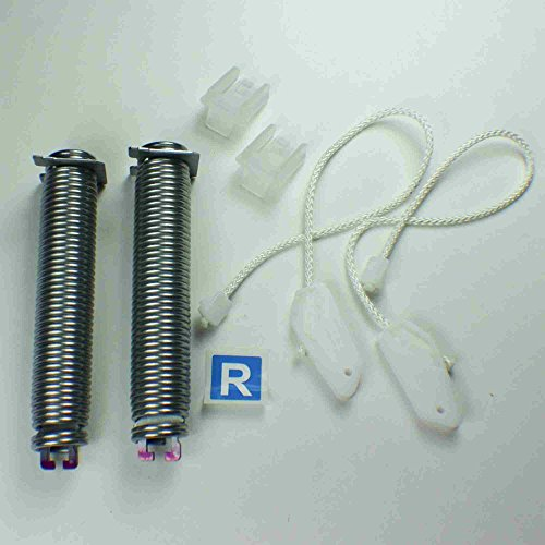 Bosch 12004116 Dishwasher Door Spring Kit Genuine Original Equipment Manufacturer (OEM) Part