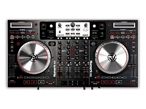 Numark NS6 Professional 4-Channel DJ Controller with Serato [並行輸入品]   B01NCHR5SE