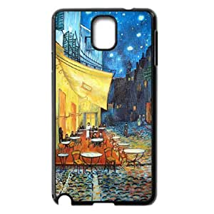 QSWHXN Customized Print Oil painting Hard Skin Case Compatible For Samsung Galaxy Note 3 N9000
