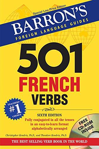 Barron's 501 French Verbs 6th Ediition pdf