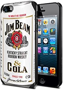 Jim Beam Whiskey JBW3 Silicone Case Cover Protection For iPhone 5/5s @boonboonmart