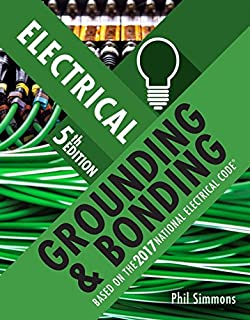 Electrical grounding and bonding phil simmons 9781133948605 electrical grounding and bonding fandeluxe Image collections