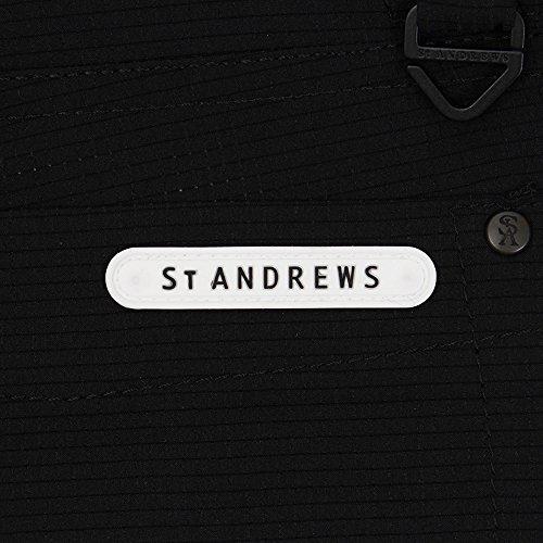 セントアンドリュース(セントアンドリュース) クールドットショート 042-8132453-010 (ブラック/L/Men's)