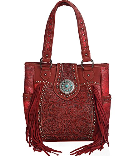 trinity-ranch-suede-fringe-deep-red-turquoise-beaded-concho-shoulder-tote-bag