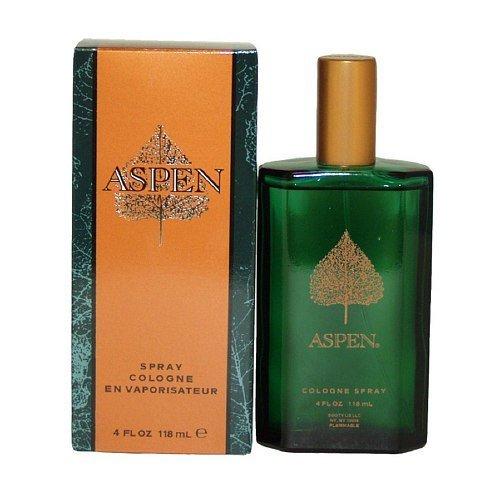 Aspen By COTY FOR MEN 4 oz Cologne Spray