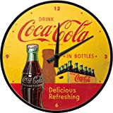 Nostalgic-Art 51069Coca-Cola in Bottles, giallo