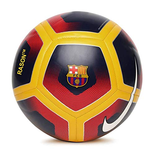 RASON Hypermenom Rubber Football, Size 5,  White