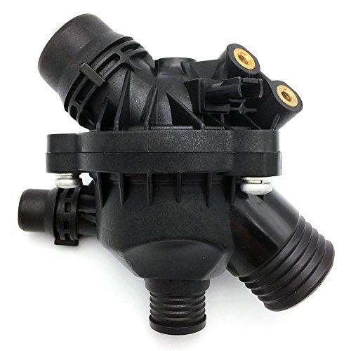 JSD Coolant Thermostat w/Housing for BMW E90 330 E60 530 E65 730 E83 X3 E85 Z4 11537549476