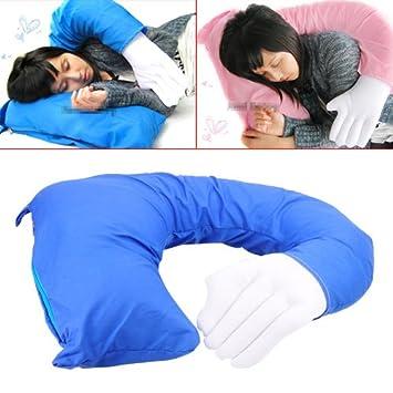Amazon.com: Gangnam Shop cama, de regalo divertido cojín ...