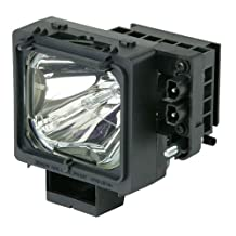 Replacement Lamp for Sony XL-2200 (Original Philips / Osram Bulb Inside) with Housing by HMHLamps