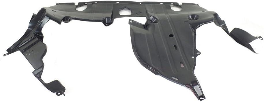 for ACURA RL 05-10 ENGINE SPLASH SHIELD AC1228103