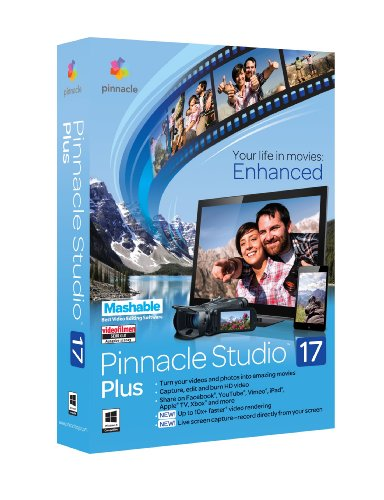 Pinnacle Studio Plus Old Version