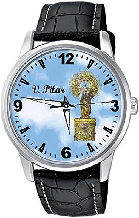 CASIO® Reloj Virgen del Pilar Sumergible: Amazon.es: Relojes