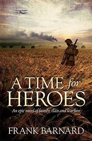 book cover of A Time for Heroes