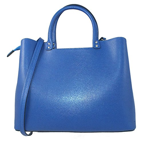cm Bleu IS Sac femme Bleuet 33 x main pour x à 26 BAG 15 4OBHx