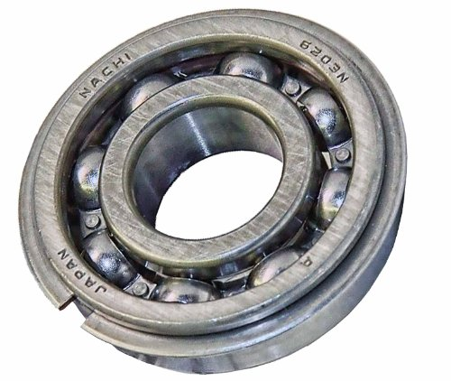 6203NR Nachi Bearing Open C3 Snap Ring Japan 17x40x12 Ball Bearings 9550 Snap