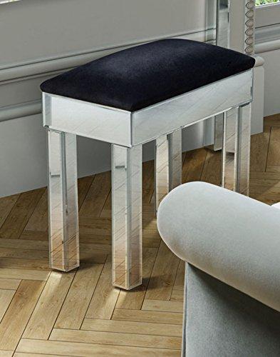 MY-Furniture - Tabouret-si?ge miroir KNIGHTSBRIDGE