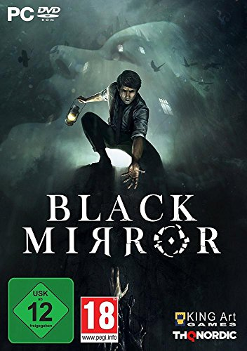 Black Mirror (UK Import) - PC - Pc Games Horror