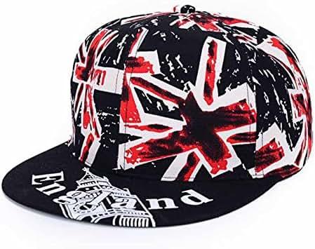 Pinleg Hip-hop Hat Female Shimi Word Flag Flat-Brimmed Hat Men Sunscreen Sport Hip Hat