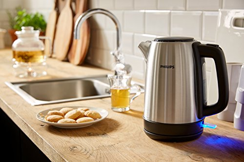 Philips HD9350/90 Wasserkocher (2200 Watt, 1.7 Liter, Edelstahl)[Energieklasse A+++] 5