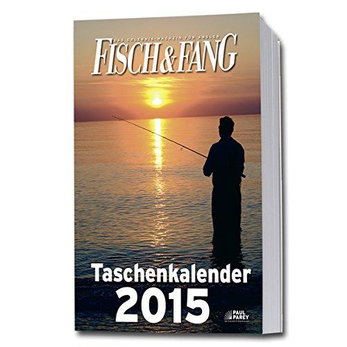 Taschenkalender FISCH & FANG 2015