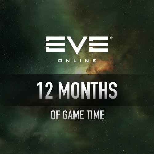 12 Months Subscription: EVE Online [Instant Access] by CCP Games