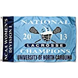 College Flags and Banners Co. Womens Lacrosse 2013 National Champs Flag