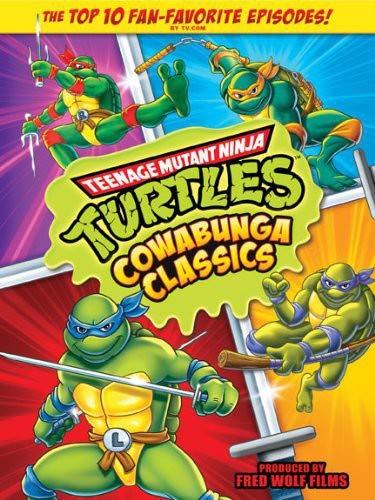 Teenage Mutant Ninja Turtles: Cowabunga Classics [DVD] ()