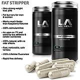 LA Muscle Fat Separador: Las pastillas para adelgazar muy fuerte pérdida de peso Quemadores de grasa para hombres y mujeres (funciona mucho más rápido que cetonas de frambuesa),