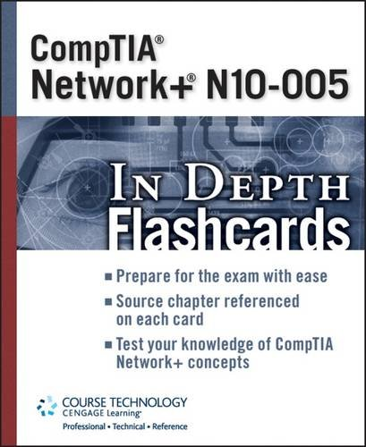 CompTIA Network+ N10-005 In Depth Flashcards