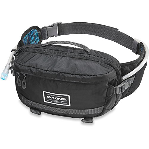 Dakine Hot Laps 5 Liter Bike Waist Bag Black ()