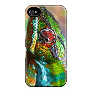 High Quality Chameleon Case For Iphone 4/4s / Perfect Case
