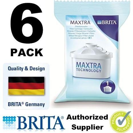 Amazon.com: Brita Maxtra jarra de agua con filtro recambios ...