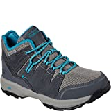 Skechers Women's Go Walk Outdoors 2 Boots Charcoal/Blue 7 B(M) US Review