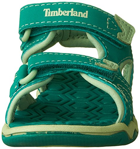 Timberland , Mädchen Sandalen blau aqua