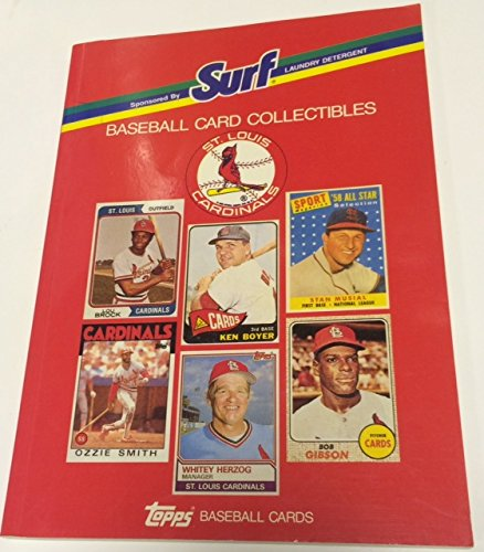 Topps Chewing Gum (Surf Baseball Card Collectibles, St. Louis Cardinals (Topps Baseball)