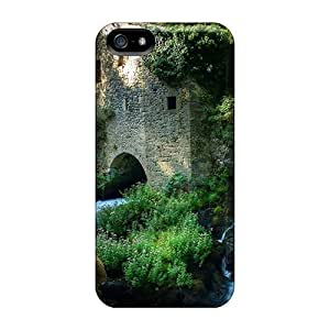 New Diy Design One With Nature For Iphone 5/5s Cases Comfortable For Lovers And Friends For Christmas Gifts