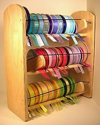 "GSS Ribbon Organizer 12"" Desk Unit"