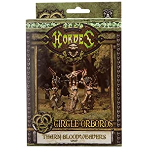 Privateer Press – Hordes – Circle Orboros: Tharn Bloodweavers Model Kit