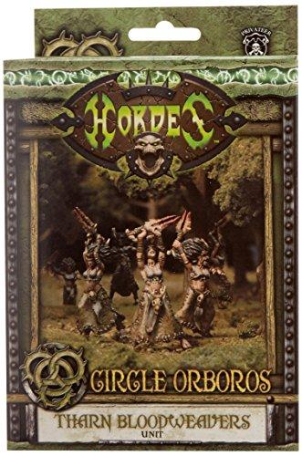 Privateer Press - Hordes - Circle Orboros: Tharn Bloodweavers Model Kit 3